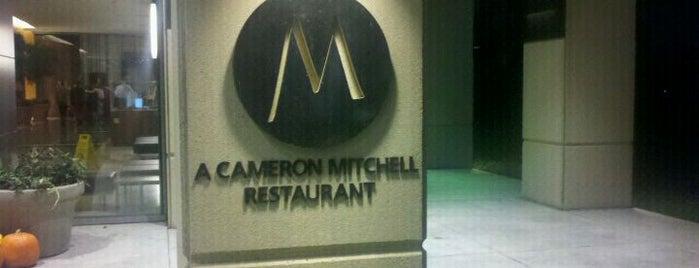 M Restaurant & Bar is one of Restaurant Week Columbus.