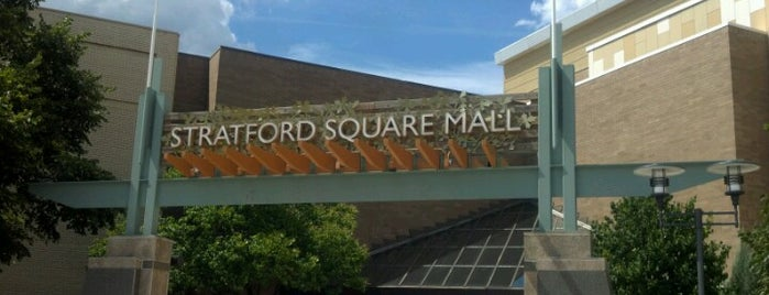 Stratford Square Mall is one of Favorites!. :).