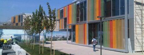 Özyeğin Üniversitesi is one of İstanbul'daki Üniversite ve MYO'ların Kampüsleri.