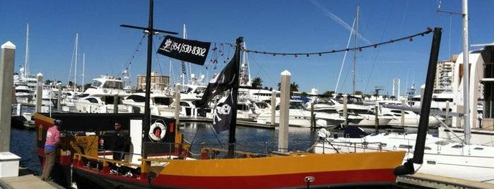 Bluefoot Pirate Adventures is one of South Florida Kids.