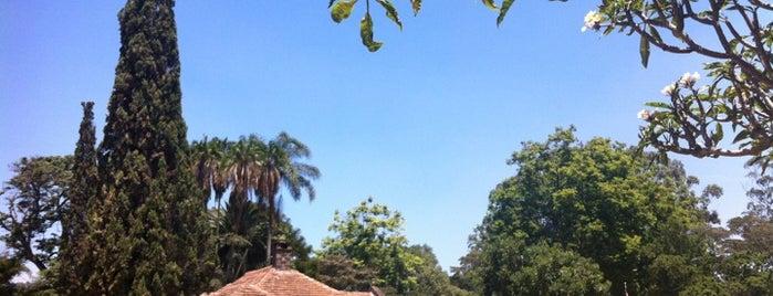 Karen Blixen Museum is one of Nairobi.