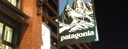 Patagonia Pasadena is one of Keith: сохраненные места.
