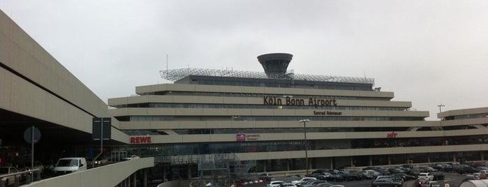 Köln Bonn Havalimanı (CGN) is one of my living rooms.