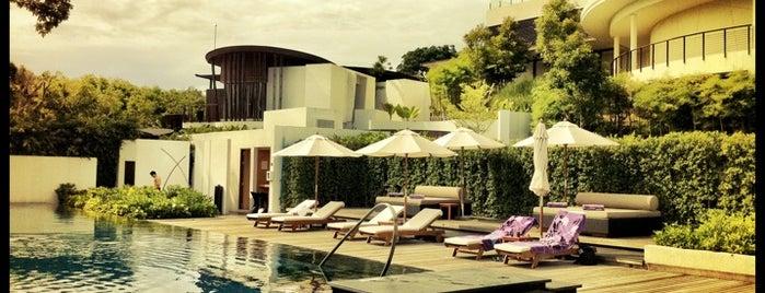 W Koh Samui is one of Beach Destinations Around the World.