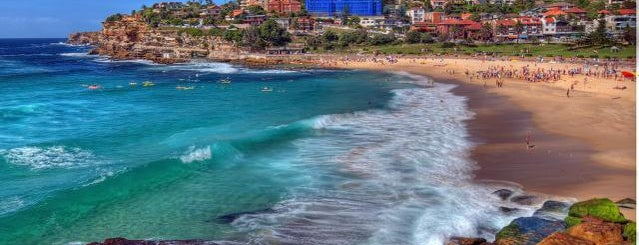 Bronte Beach is one of things I like posted.