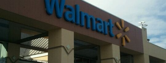 Walmart Supercenter is one of Jason's Liked Places.