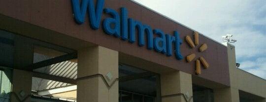 Walmart Supercenter is one of Tempat yang Disukai Jason.