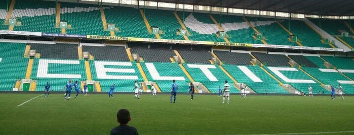Celtic Park is one of Soccer Stadiums.