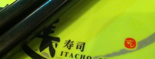 Itacho Sushi is one of [HK] Favorites.