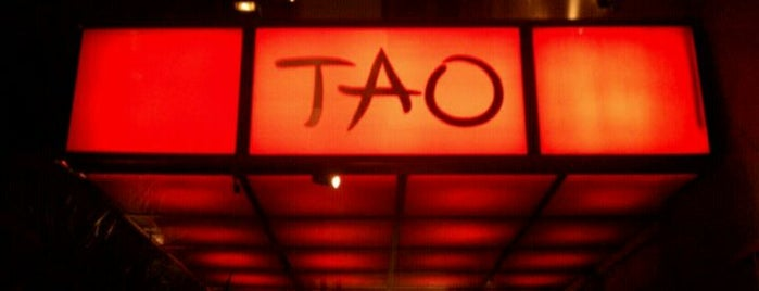 Tao is one of NYC Restaurant Week Downtown.