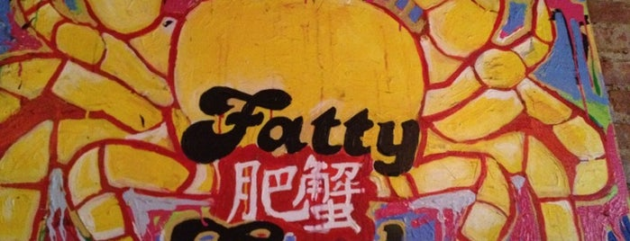 Fatty Crab is one of New York food+drink.