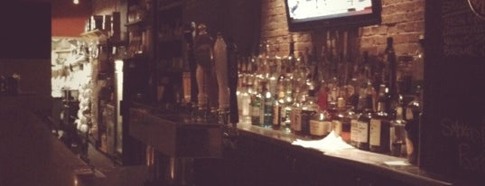 Nosh Kitchen Bar is one of Must Eat Places in Portland Maine.
