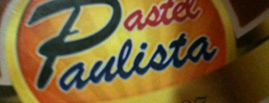 Pastel Paulista is one of Aqui tem Wifi grátis - Natal/RN.