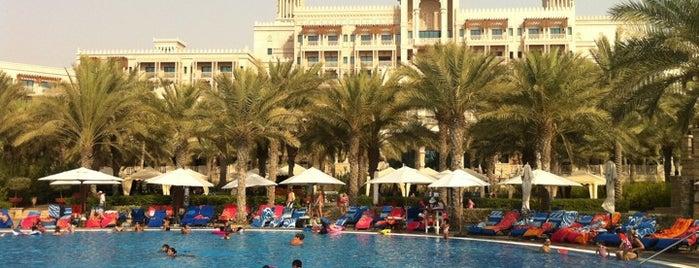 Al Qasr Hotel is one of Jumeirah Hotels & Resorts Worldwide.