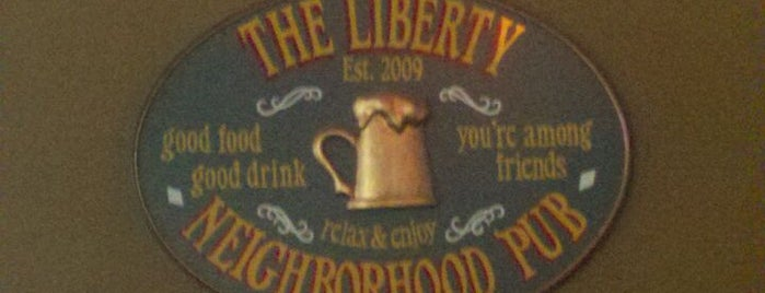 The Liberty is one of Charlotte To-do List.