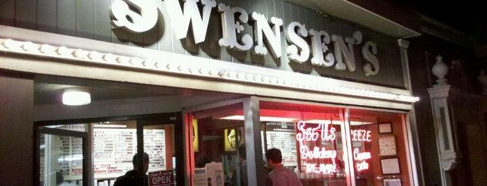 Swensen's Ice Cream is one of I(ce) (S)Cream, You Scream.