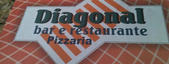 Diagonal is one of Desafio dos 101.