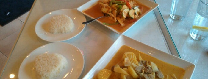 Lemongrass Thai Kitchen is one of My Food.