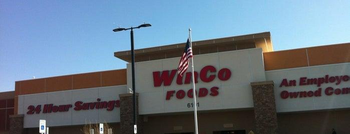 WinCo Foods is one of Randy 님이 좋아한 장소.