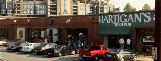 Hartigan's Irish Pub is one of Uptown Charlotte Dining and Nightlife.