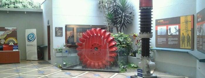 Museo de la Electricidad is one of Perú 02.