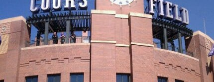 Coors Field is one of Baseball Stadiums.