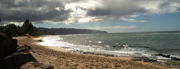 Laniakea (Turtle) Beach is one of Adventures in O'ahu.