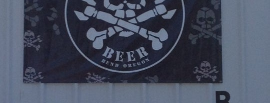 Boneyard Beer is one of The World Outside of NYC and London.