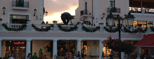 McArthurGlen Designer Outlet is one of Outlets Europe.