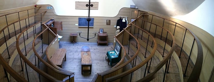 Old Operating Theatre Museum & Herb Garret is one of LDN ART GAL & MUSE.