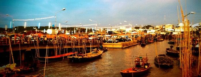 ตลาดประมงท่าเรือพลี is one of Chonburi & Si Racha.