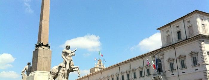 Palazzo del Quirinale is one of Roma.