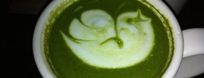 Urth Caffé is one of LA.
