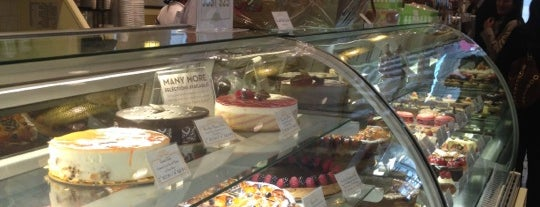 Financier Patisserie is one of USA NYC MAN FiDi.
