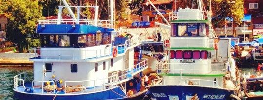 Anadolu Kavağı is one of Istanbul Tourist Attractions by GB.