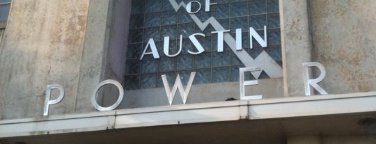 Seaholm Power Plant is one of Guide to Austin's best spots.