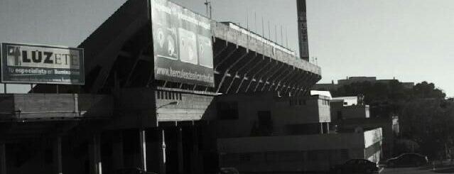 Estadio José Rico Pérez is one of Alicante #4sqCities.