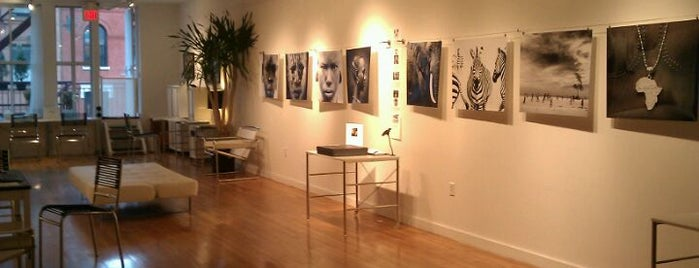 SoHo Loft Gallery is one of Photo galleries.