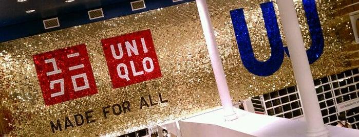 ユニクロ is one of NYC.