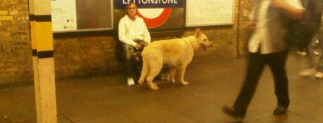 Leytonstone London Underground Station is one of Underground Stations in London.