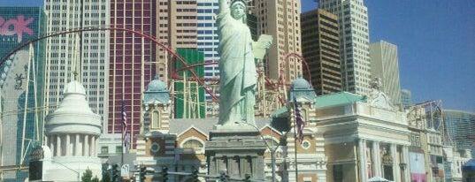 New York-New York Hotel & Casino is one of Specific Nevada.