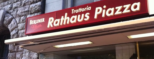 Trattoria Rathaus Piazza is one of SuperfantasticJANplaces*europe.