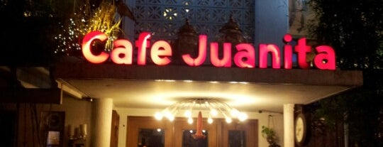 Cafe Juanita is one of Food junkie.