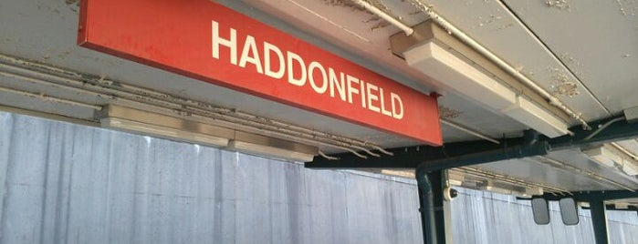 PATCO: Haddonfield Station is one of Other skin on the face if acne is caused by stesd.
