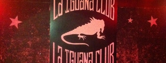 La Iguana Club is one of Vigo.