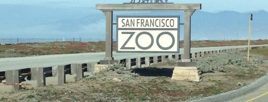 San Francisco Zoo is one of San Francisco Movie Map.