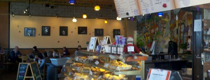 SPoT Coffee Elmwood Cafe is one of Must see places in Buffalo for tourists #visitUS.