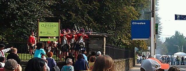 Battle of Germantown is one of Philadelphia.