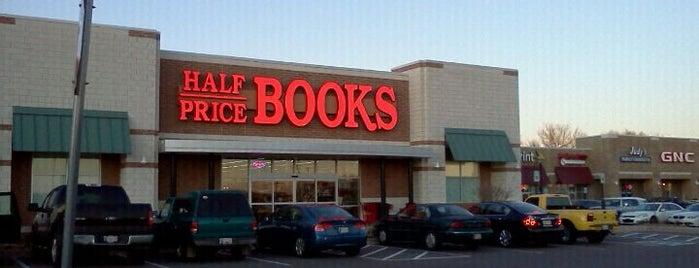 Half Price Books Edmond, OK is one of Oklahoma.