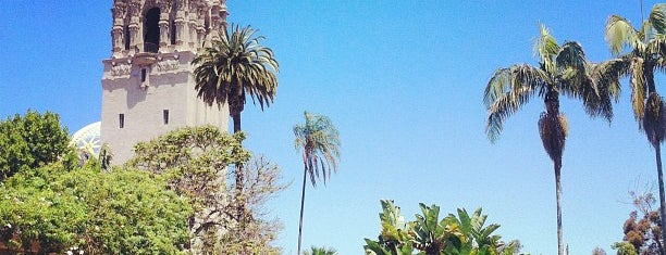 Balboa Park is one of City in Motion.